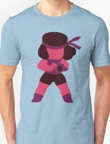 Minimal Ruby/Steven Universe Unisex T-Shirt