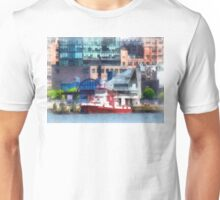 New York Fire Boat Unisex T-Shirt
