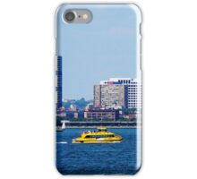 New York Water Taxi iPhone Case/Skin