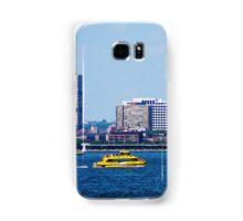New York Water Taxi Samsung Galaxy Case/Skin