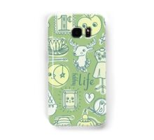 Yay! Happy Life  Samsung Galaxy Case/Skin