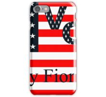 Vote Carly Fiorina for President iPhone Case/Skin