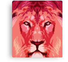 Your Lion Eyes Canvas Print