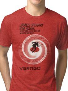 VERTIGO. HITCHCOCK Tri-blend T-Shirt