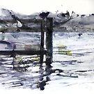 Ashore Pier 1 by Richard Sunderland