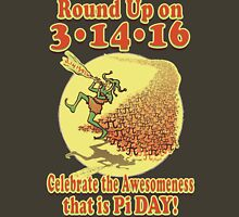 Pied Piper Pi Day Round Up Unisex T-Shirt