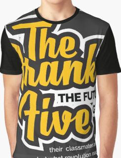 The Frankland Five Graphic T-Shirt
