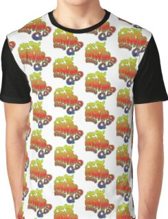 My God is an Awesome Snake God Graphic T-Shirt