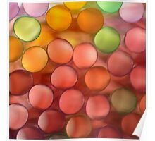Cheerful Abstract Poster