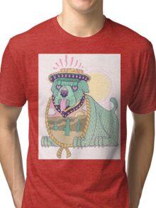 Hot Dog Tri-blend T-Shirt