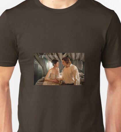 Wedding night knitting Unisex T-Shirt