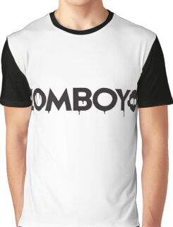 ZOMBOY Graphic T-Shirt