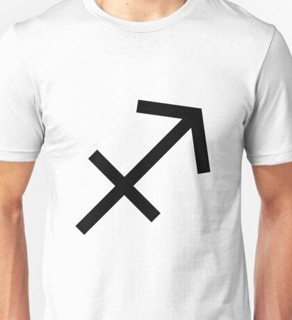 Sagittarius (Large Design) Unisex T-Shirt