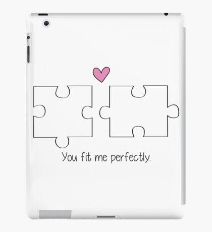 Puzzle Love iPad Case/Skin