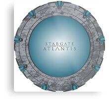 Stargate Atlantis Metal Print