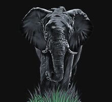 Wildlife Art - Elephant Unisex T-Shirt