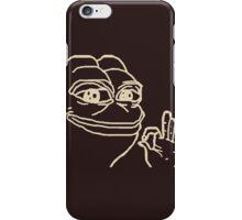 Rare Pepe iPhone Case/Skin