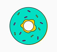donut - blue Unisex T-Shirt