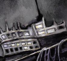 Dark Voyage Sticker