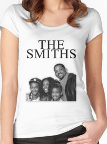 the smiths Women's Fitted Scoop T-Shirt