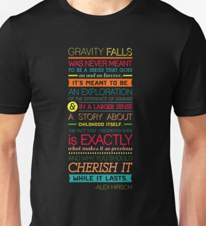 Gravity Falls - What Makes it So Precious Unisex T-Shirt