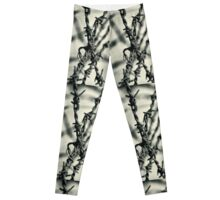 Barb wire Leggings