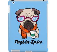 Pugkin Spice iPad Case/Skin