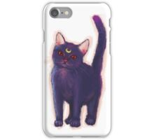 Realistic Sailor Moon Luna iPhone Case/Skin