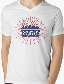 Bernie Sandwiches in USA Mens V-Neck T-Shirt