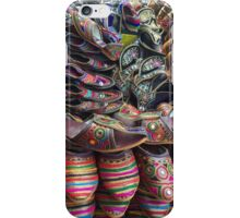 Traditional Shoes iPhone Case/Skin