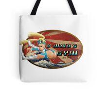 Street Fighter V  R-Mika's Gym Tote Bag