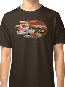 Street Fighter V  R-Mika's Gym Classic T-Shirt