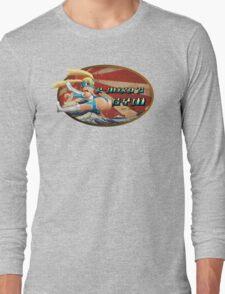 Street Fighter V  R-Mika's Gym Long Sleeve T-Shirt