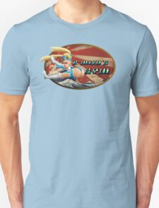 Street Fighter V  R-Mika's Gym T-Shirt