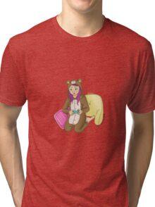 Cozy gamer Tri-blend T-Shirt