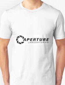 Portal Aperture Science Logo Unisex T-Shirt