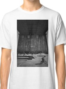 Skateboarders in New York Classic T-Shirt