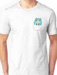 Chibi miku Unisex T-Shirt