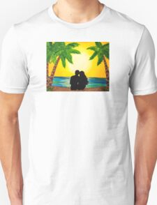 Paradise is for Lovers Unisex T-Shirt