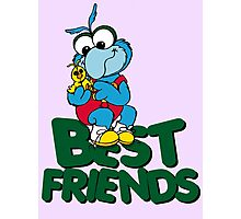 Muppet Babies - Gonzo & Camilla 01 - Best Friends Photographic Print