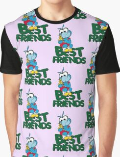 Muppet Babies - Gonzo & Camilla 01 - Best Friends Graphic T-Shirt