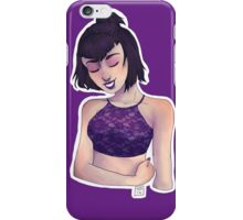 sam manson iPhone Case/Skin
