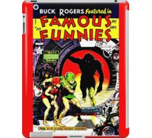 Retro Golden Age Classic Famous Funnies Cover 213 iPad Case/Skin