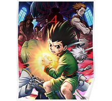 Gon And Killua Hunter X Hunter Poster