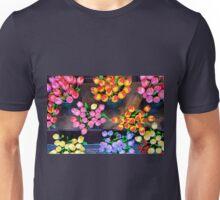 Artifical tulips Unisex T-Shirt