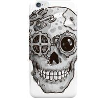 Steampunk Skull iPhone Case/Skin