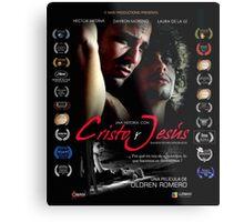 """""""Una Historia con Cristo y Jesus"""".  Poster español Metal Print"""
