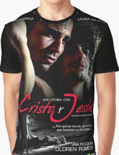 """""""Una Historia con Cristo y Jesus"""".  Poster español Graphic T-Shirt"""