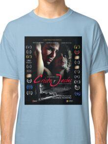 """Una Historia con Cristo y Jesus"".  Poster español Classic T-Shirt"