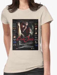 """""""Una Historia con Cristo y Jesus"""".  Poster español Womens Fitted T-Shirt"""